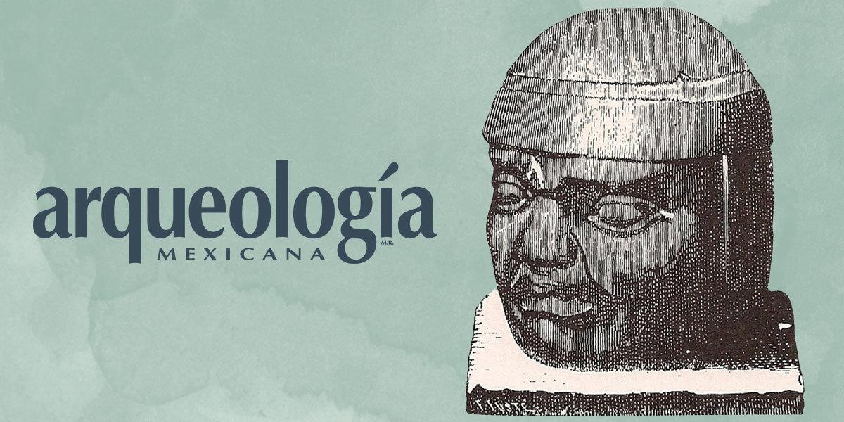 Melgar, Fuzier y la cabeza olmeca de Hueyapan, Veracruz