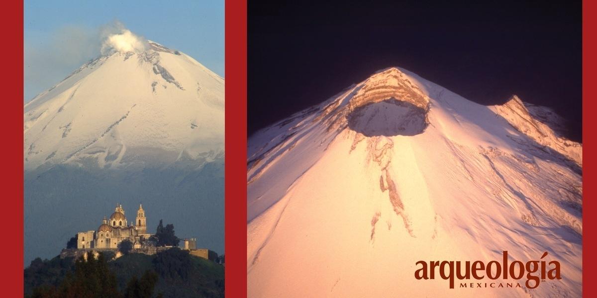 Los volcanes y el hombre