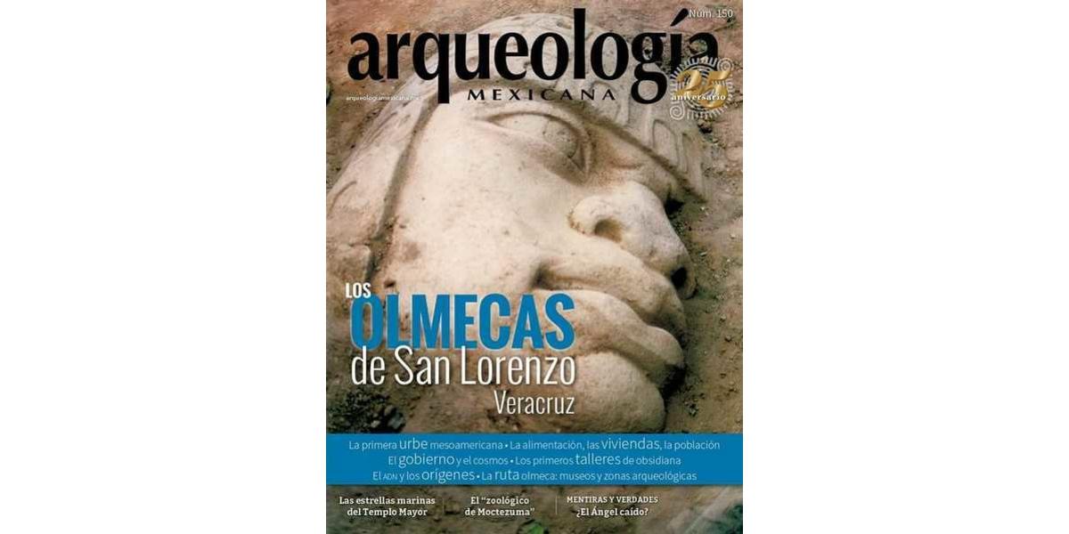 150. Los olmecas de San Lorenzo Veracruz