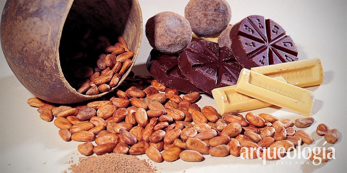 Del cacao al chocolate