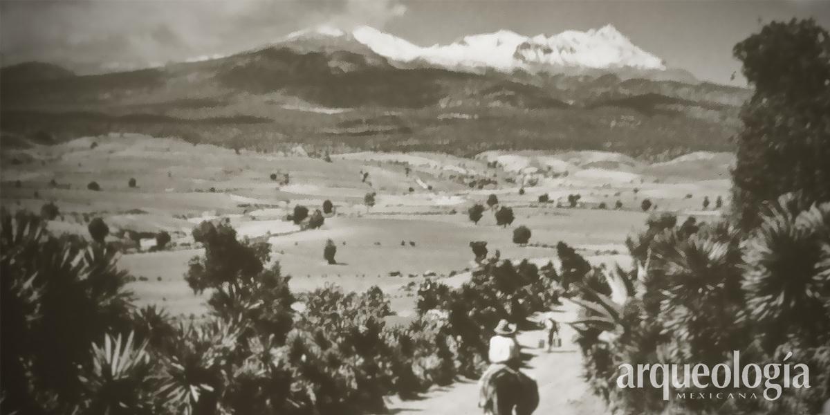 Los nombres del Nevado de Toluca