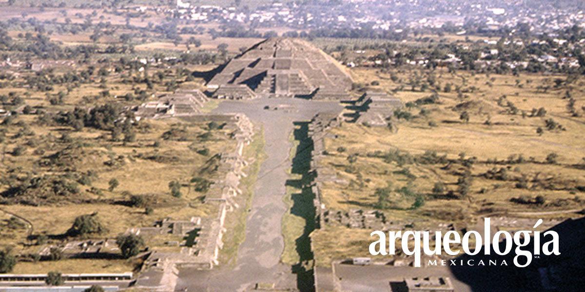 Teotihuacan. Ciudad de misterios