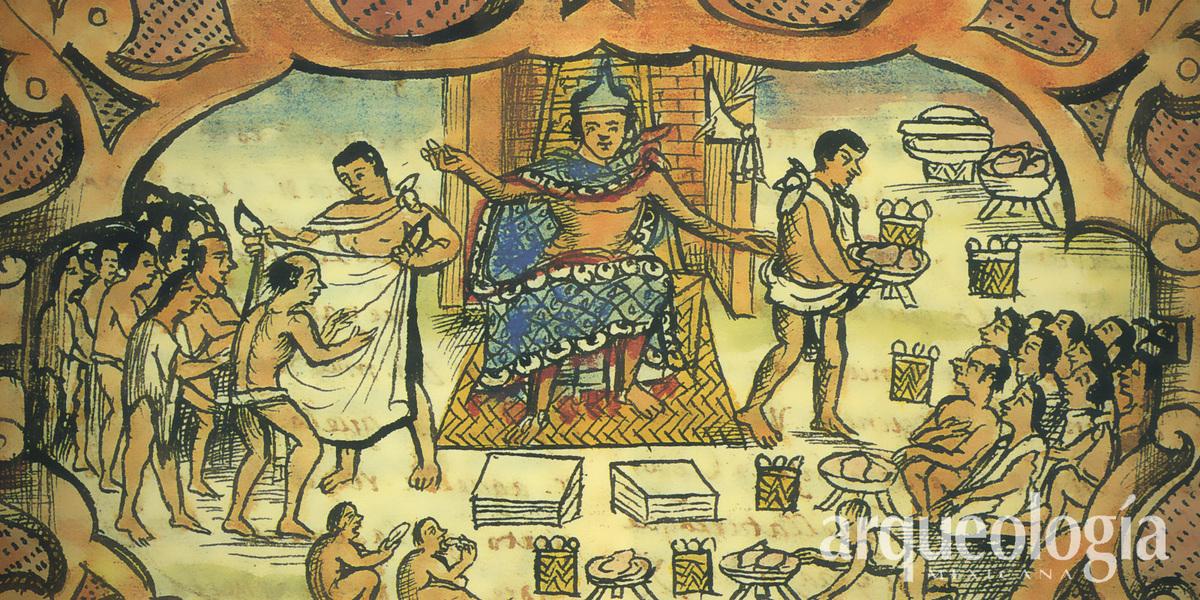 El tributo mexica en el siglo XVI