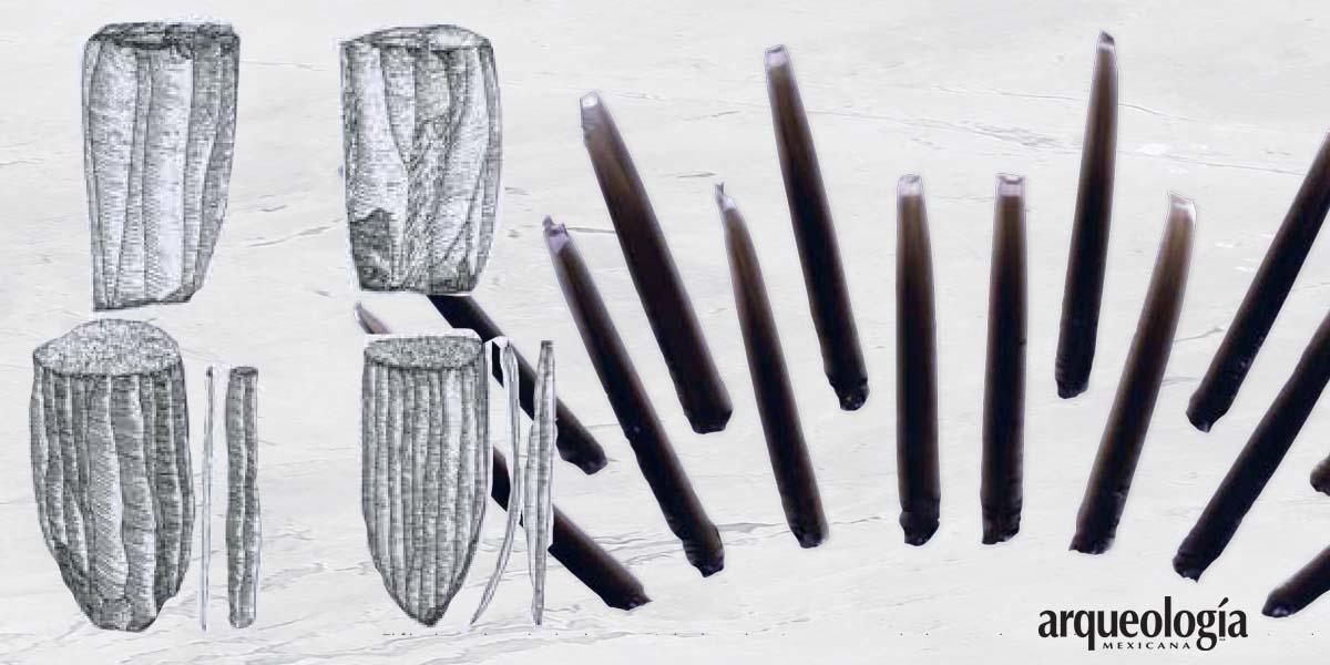 Una herramienta prehispánica