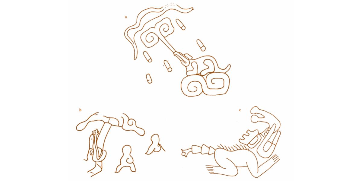 Orígenes y simbolismo de la deidad del viento en Mesoamérica
