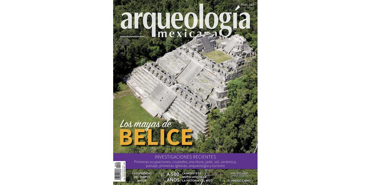 165. Los mayas de Belice