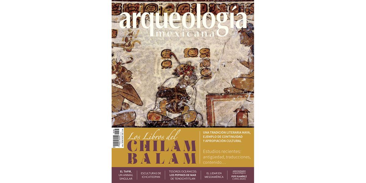 166. Los Libros del Chilam Balam