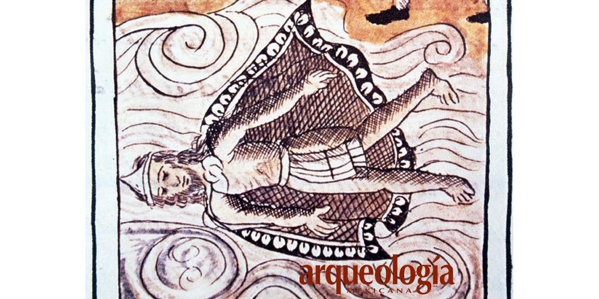 La entrega simbólica del reino de Tenochtitlan