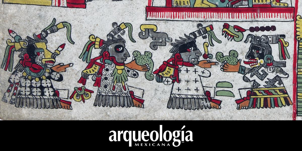 Proceso y sentencia en Mesoamérica