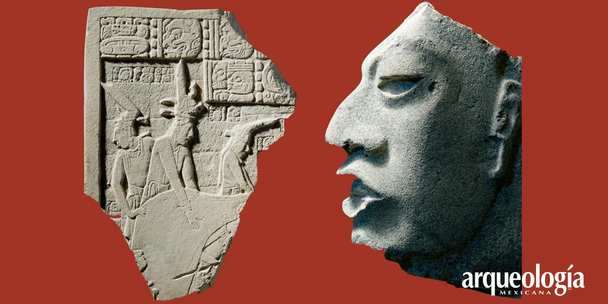 Grupo XVI de Palenque. Conjunto arquitectónico de la nobleza provincial