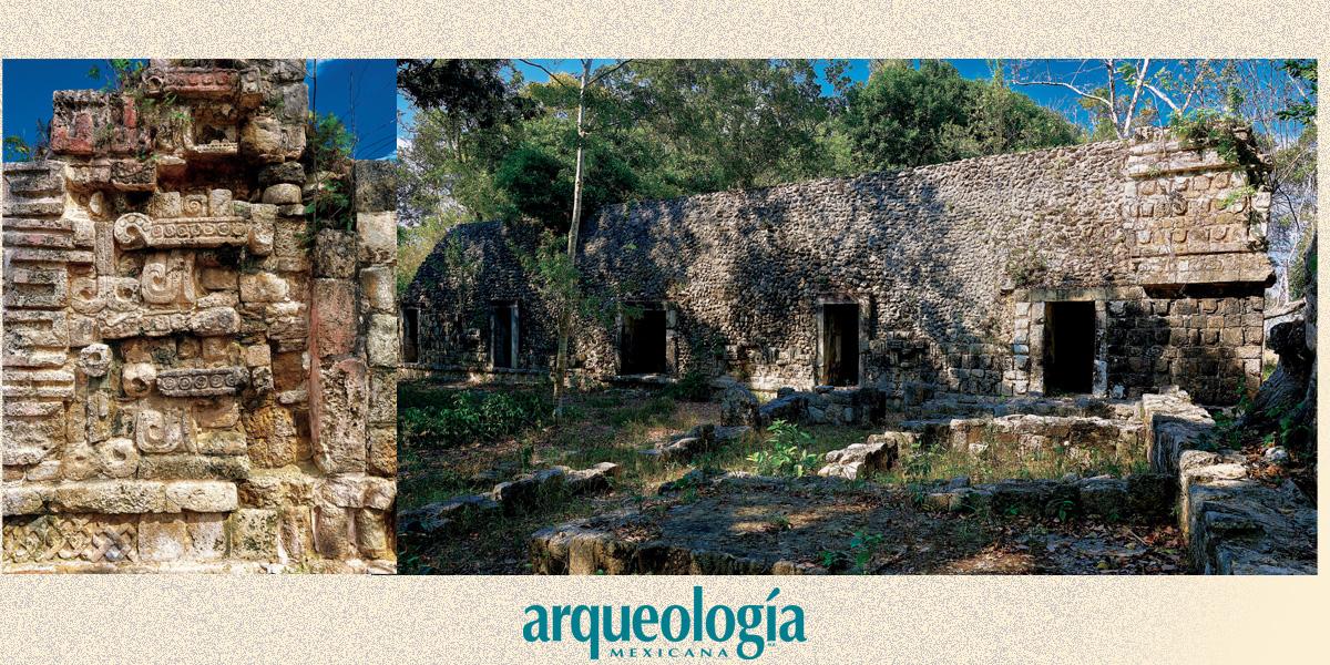 Arquitectura de Kulubá, Yucatán
