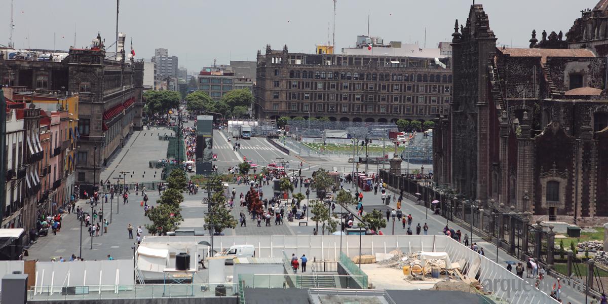 Arqueología en la Ciudad de México