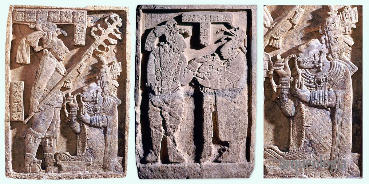 Las mujeres mayas de ayer