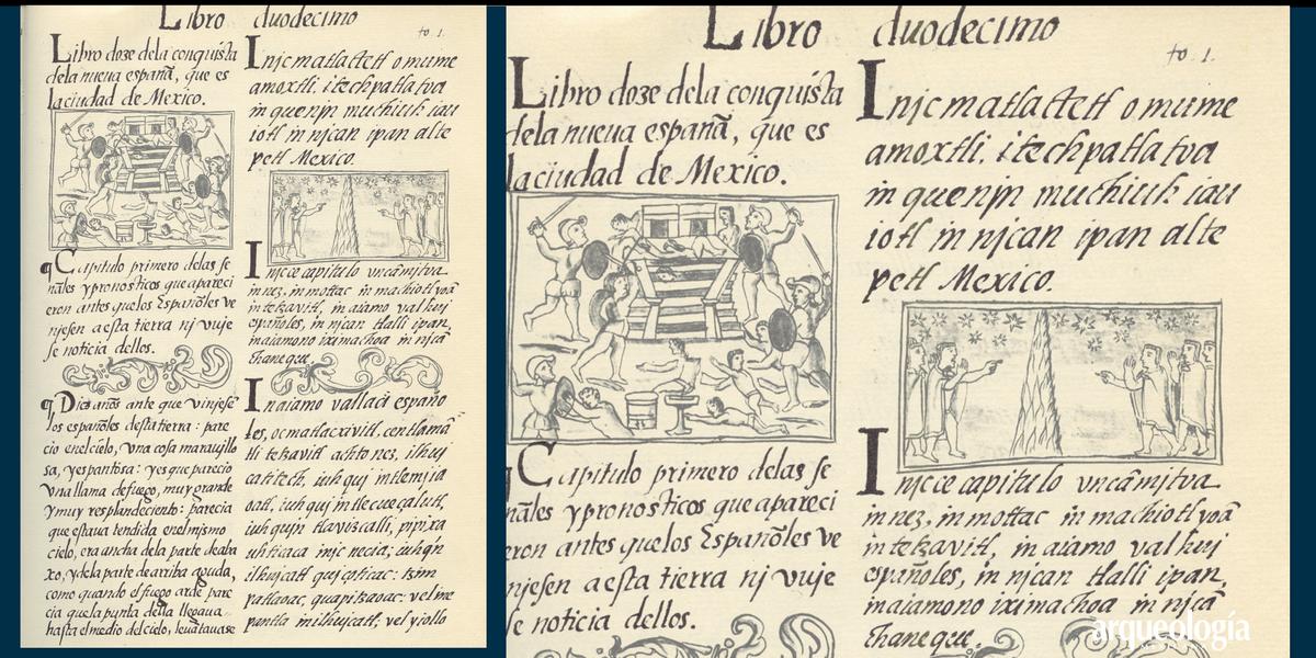 Signos del final de los tiempos. Los ocho presagios de la conquista en el Códice Florentino