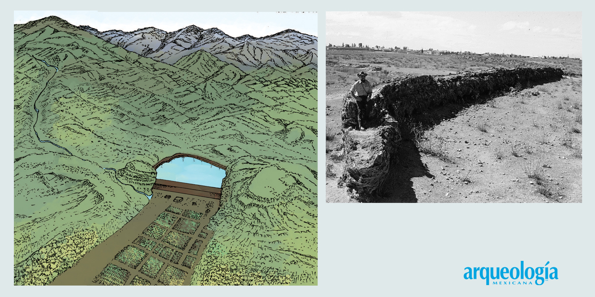 La presa más antigua de México