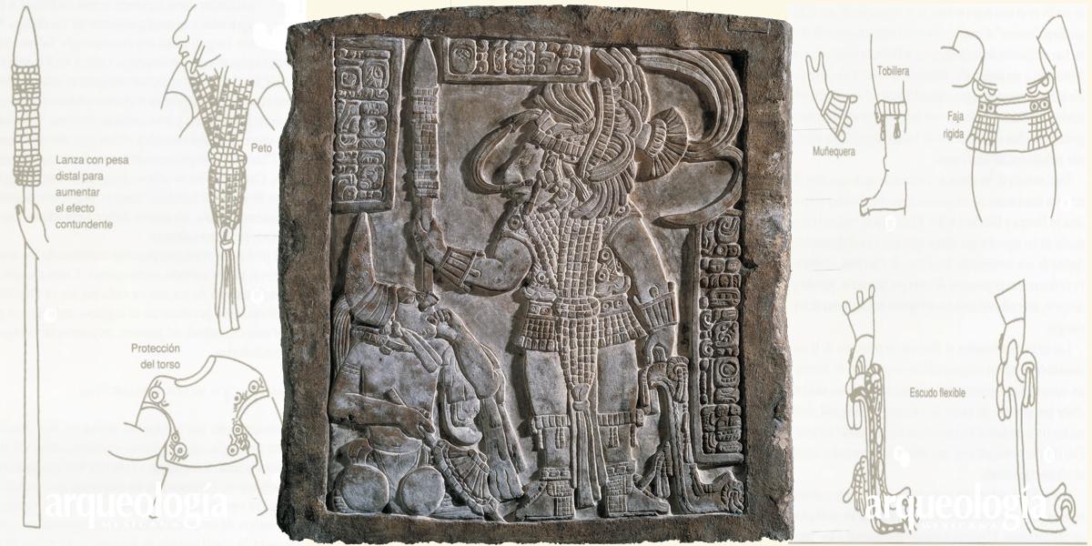El lancero pesado maya