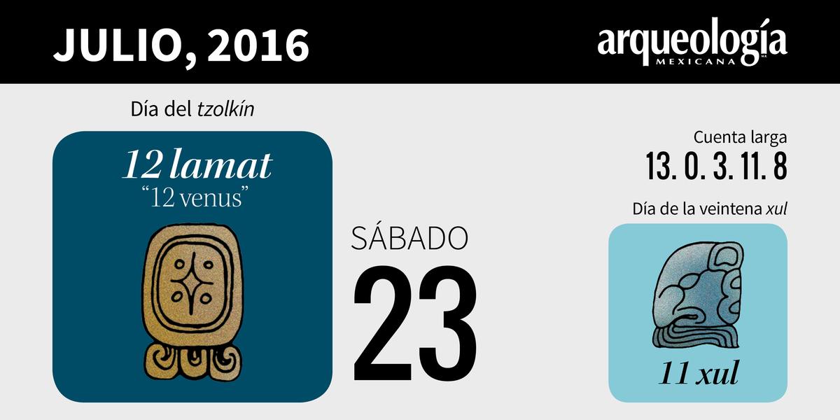 23 julio, 2016 / 12 venus