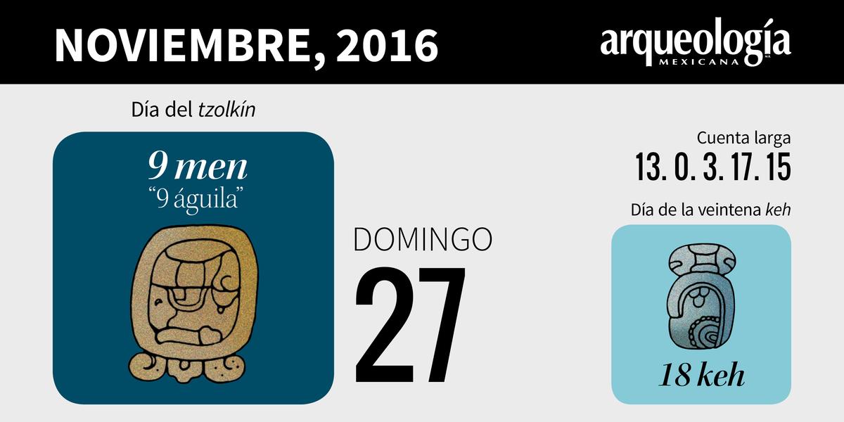 27 noviembre, 2016 / 9 águila