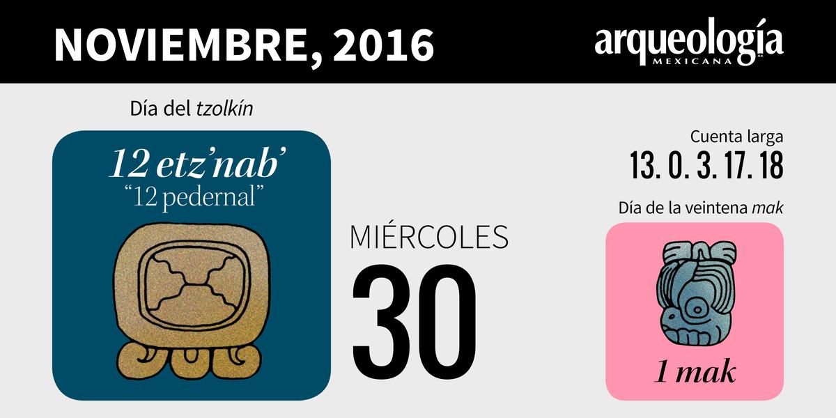 30 noviembre, 2016 / 12 pedernal