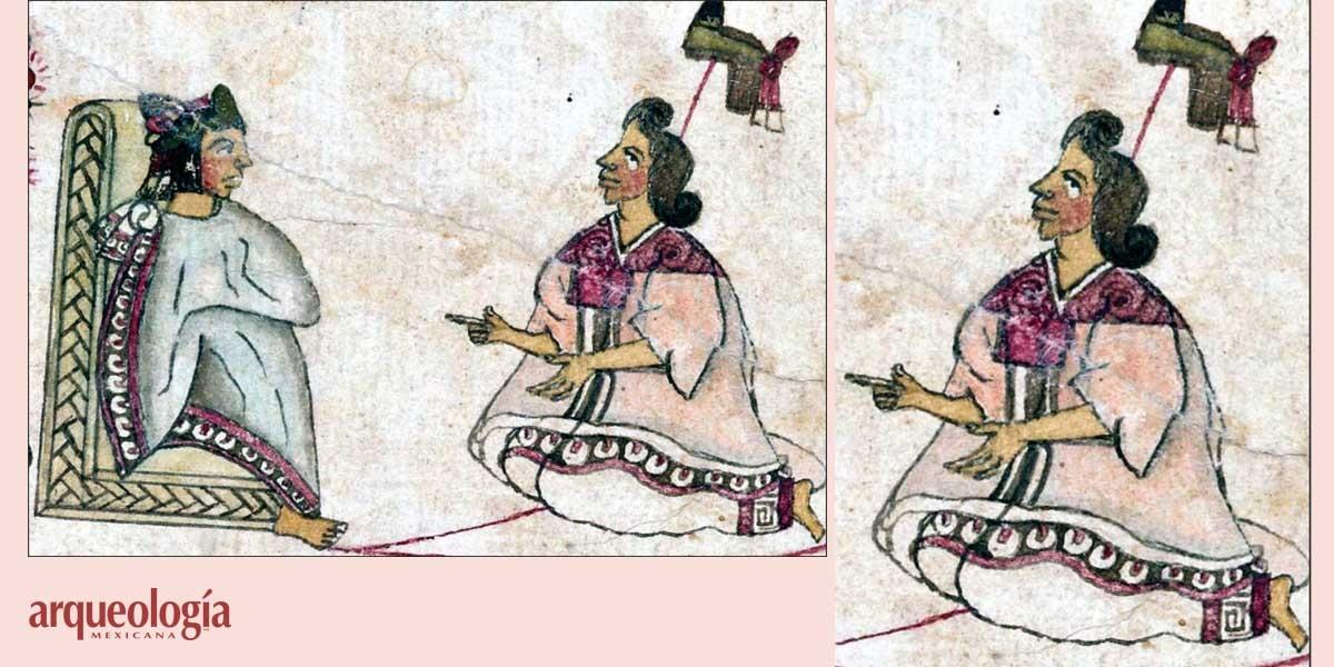 Las hijas de Moctezuma