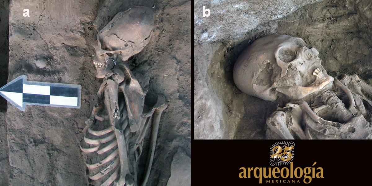 El cementerio prehispánico del valle de Ónavas, Sonora