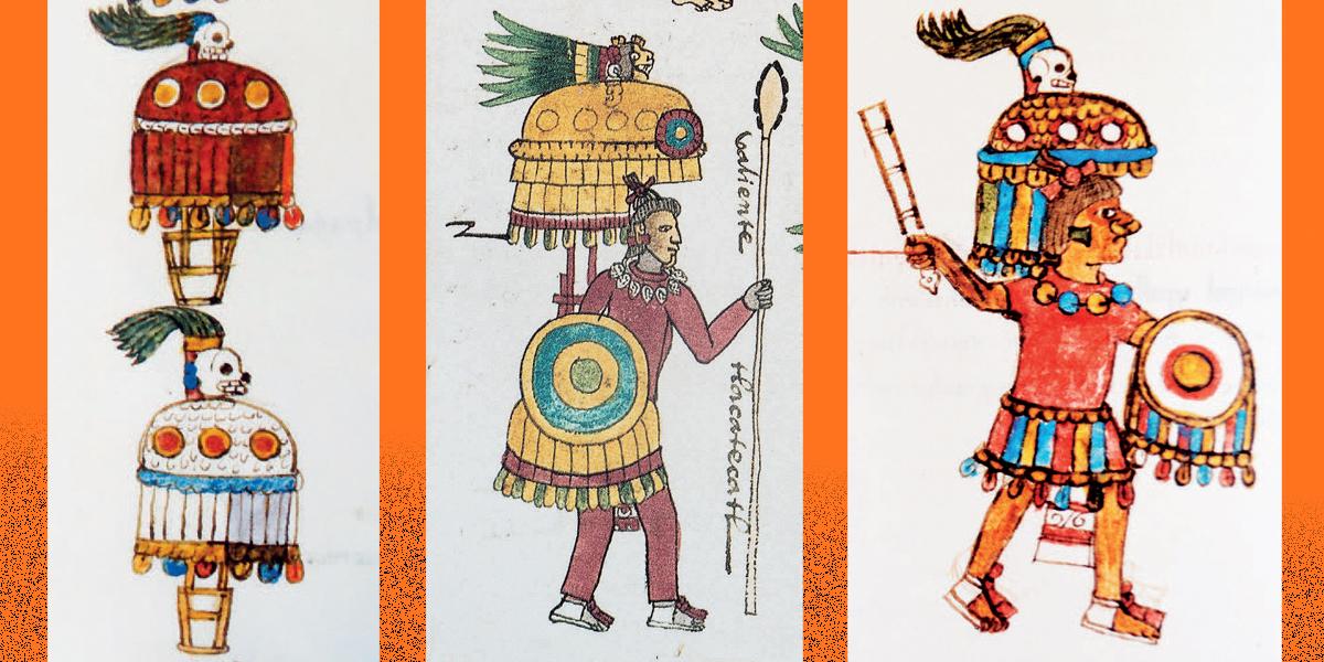 Formas mexica de hacer la guerra