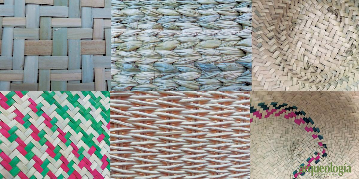 Elaboración de cestería y cordelería en México