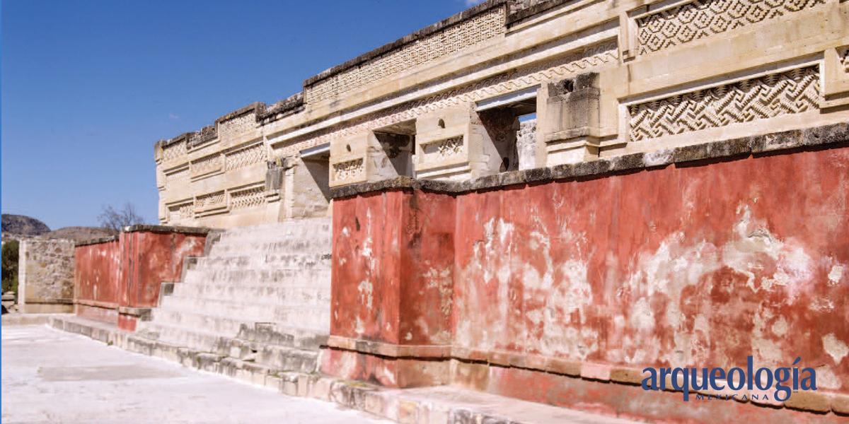 La fotografía y los murales prehispánicos