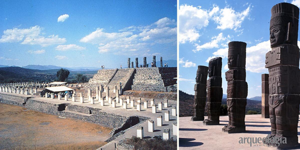 El imperio tolteca