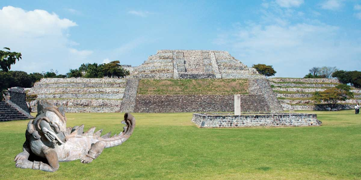 La fundación de Xochicalco
