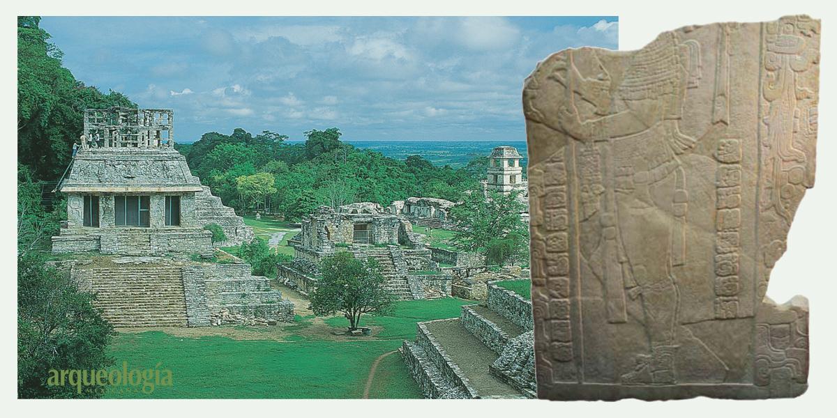 Palenque guerrea contra Toniná