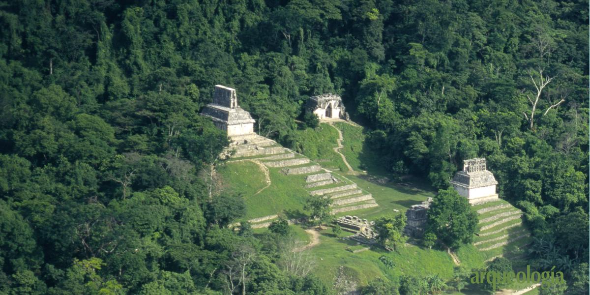 El cielo, la tierra y el inframundo mayas