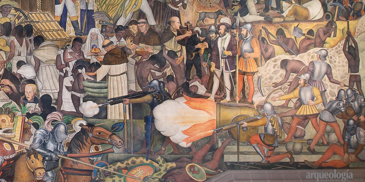 Epopeya del pueblo mexicano