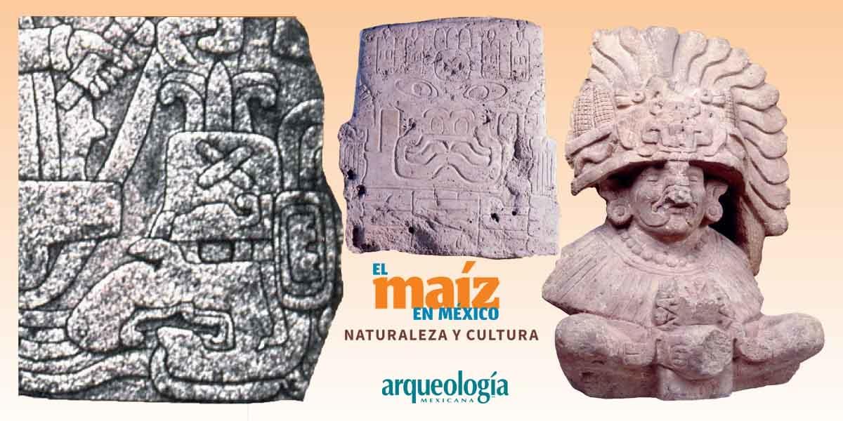 El dios del maíz en Mesoamérica