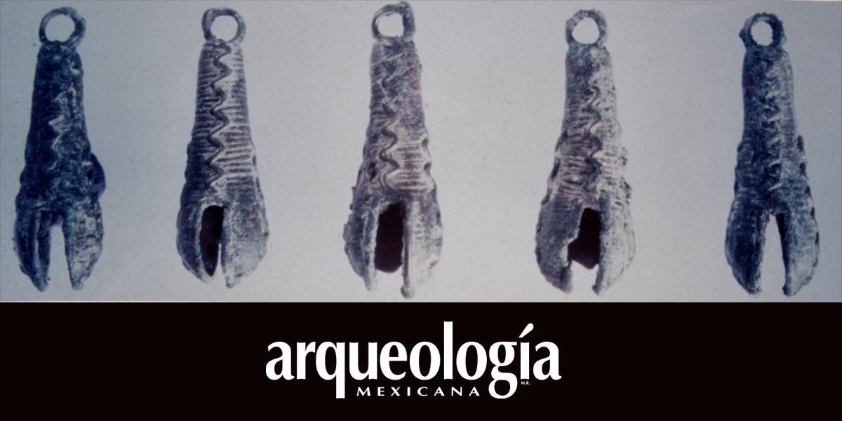 La tecnología de la metalurgia sagrada del Occidente de México