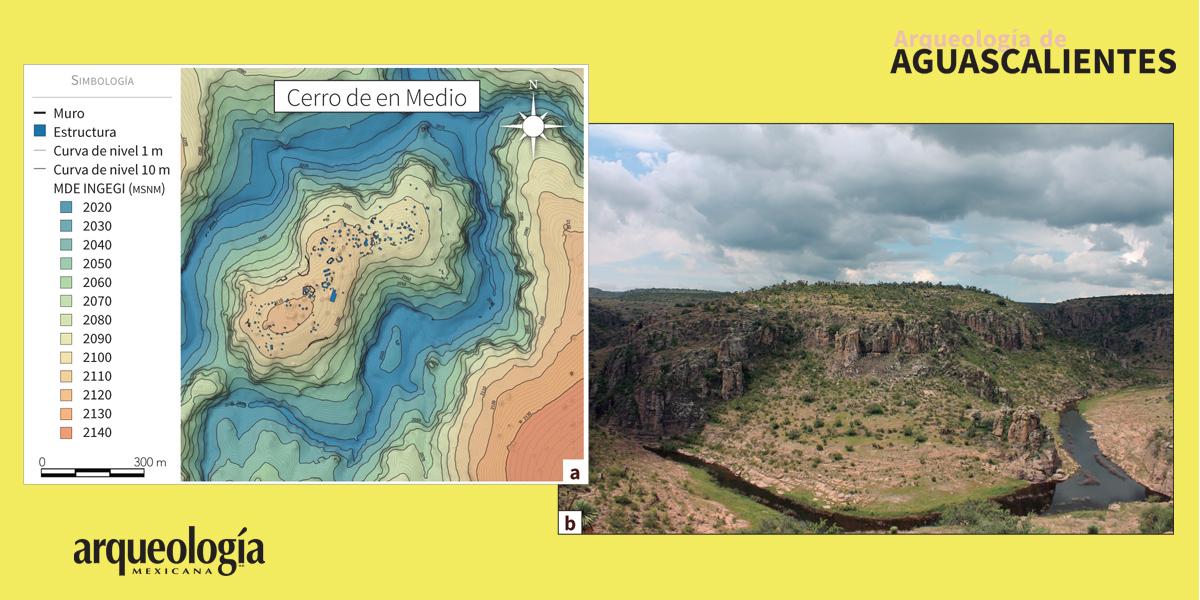 Aguascalientes, excavaciones arqueológicas