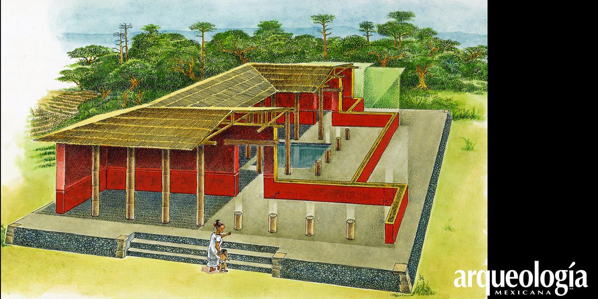 La casa maya