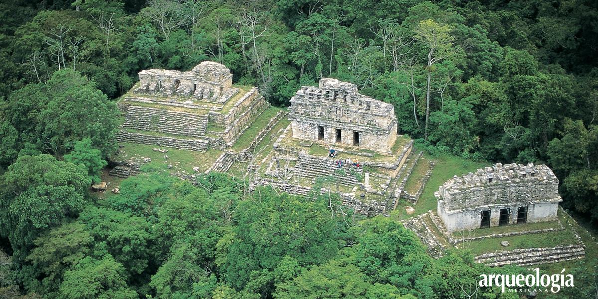 Yaxchilán, Chiapas,