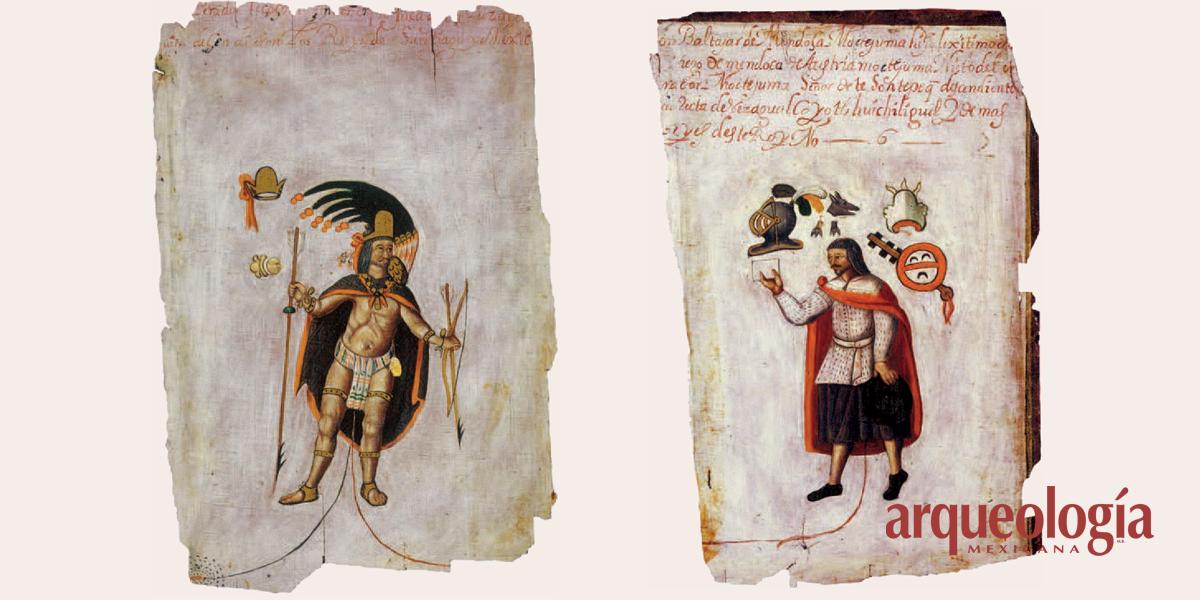 Genealogía de la familia Mendoza Moctezuma