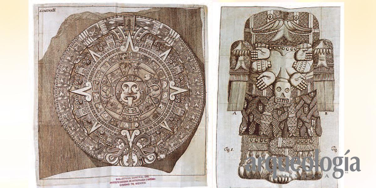Historia de los estudios sobre religión mexica