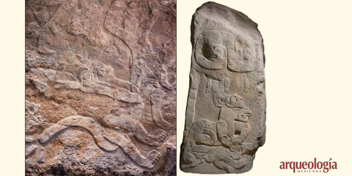 Los monumentos de Chalcatzingo