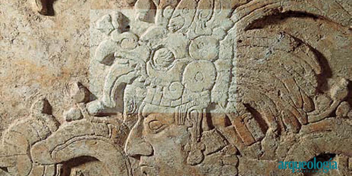 Los nombres de los gobernantes mayas
