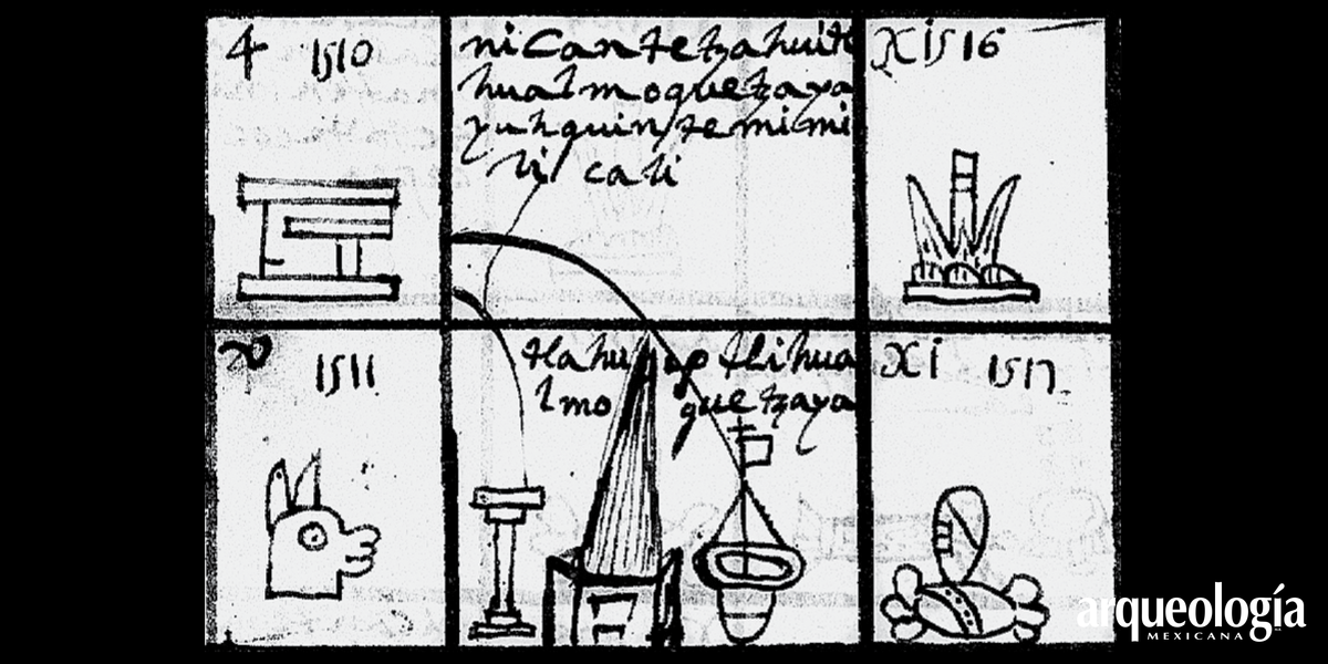 El tetzáhuitl o agüero en los códices coloniales del Centro de México