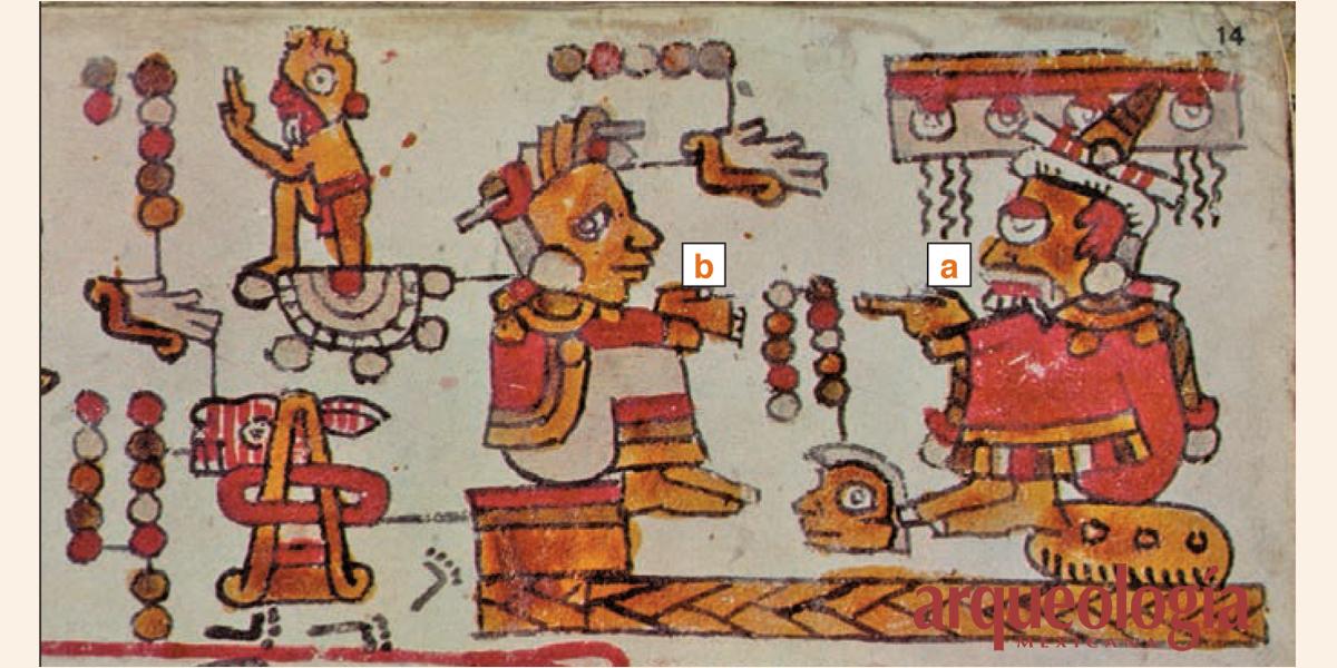 Los señoríos mixtecos