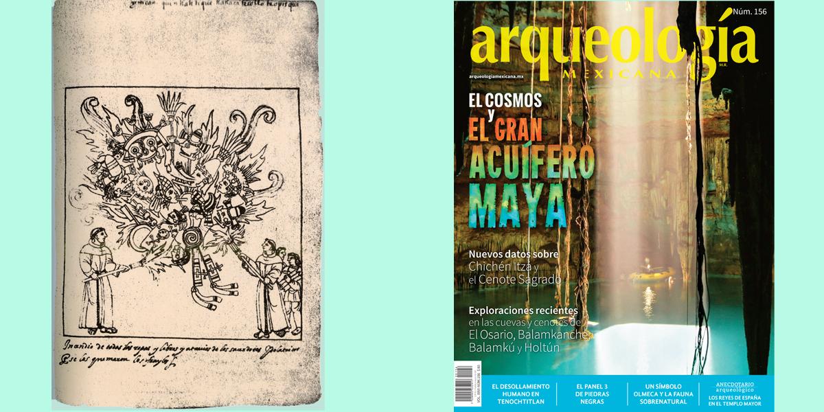 """""""De las señales que precedieron antes de la Conquista"""" en la obra de Diego Muñoz Camargo"""