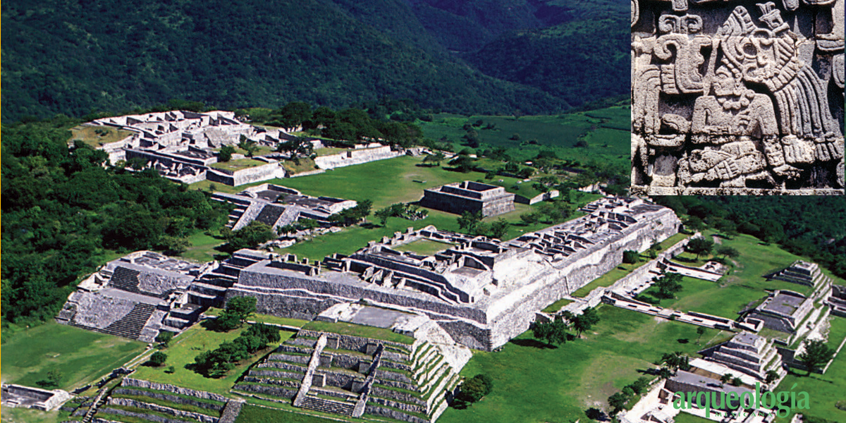 Xochicalco, ciudad amurallada