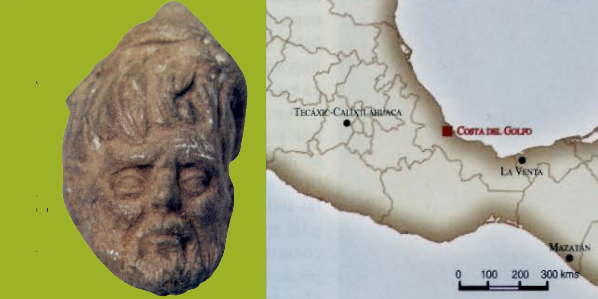 La cabecita romana de Tecáxic-Calixtlahuaca