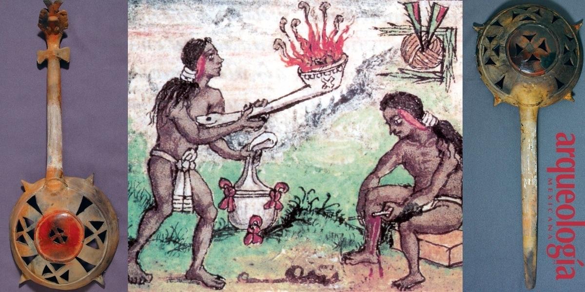 Efluvios mensajeros. El copal y el yauhtli en los sahumadores del Templo Mayor