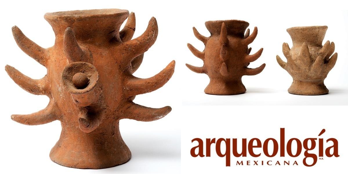 Ofrendas a Mayáhuel, diosa del maguey, en Zultepec-Tecoaque, Tlaxcala