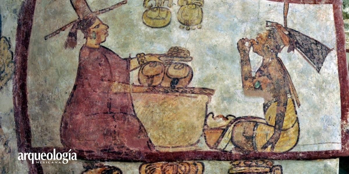 El tamal en México prehispánico. Breve historia